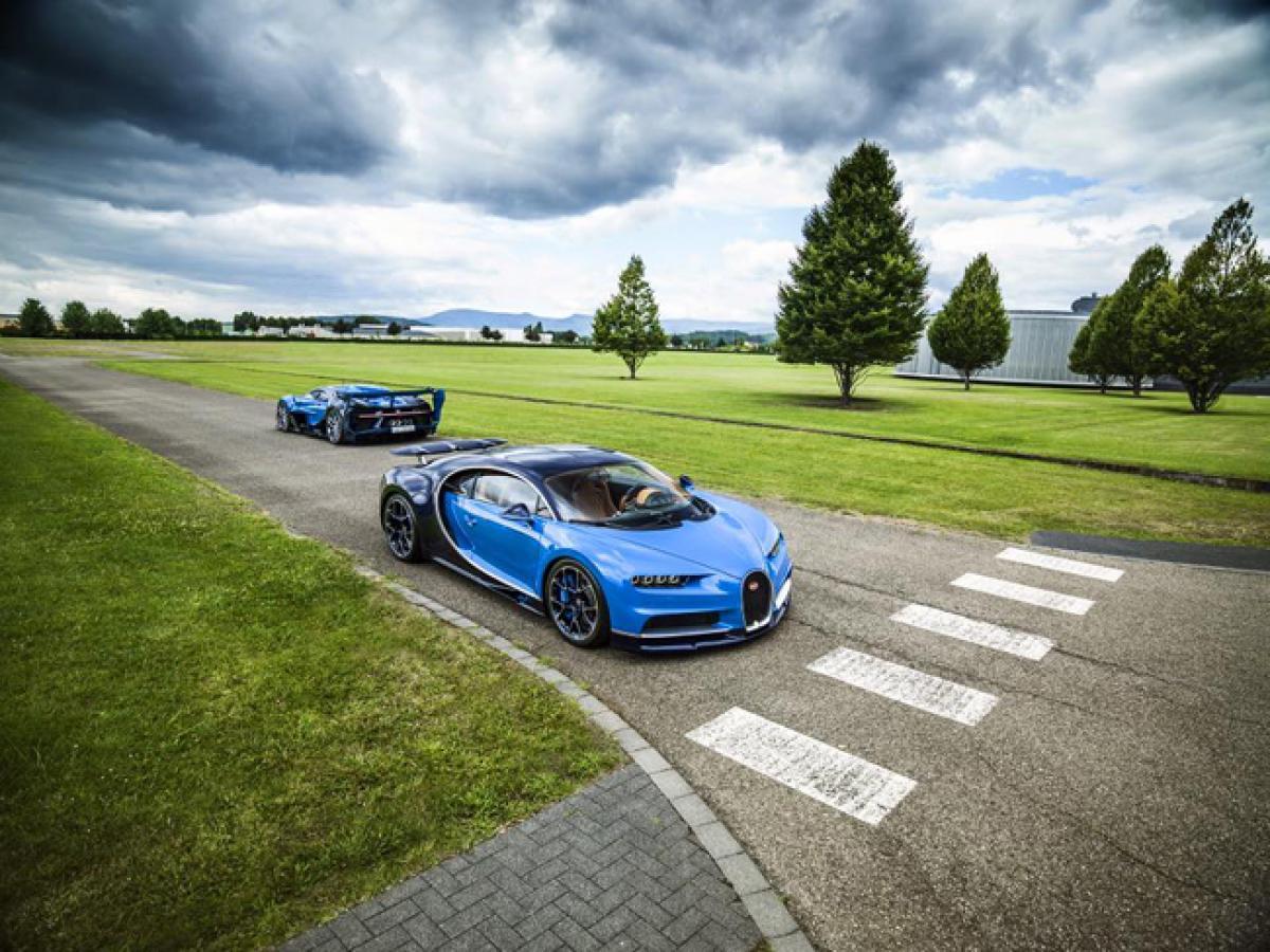 Saudi Prince shells out 5 million dollars on Bugatti Chiron