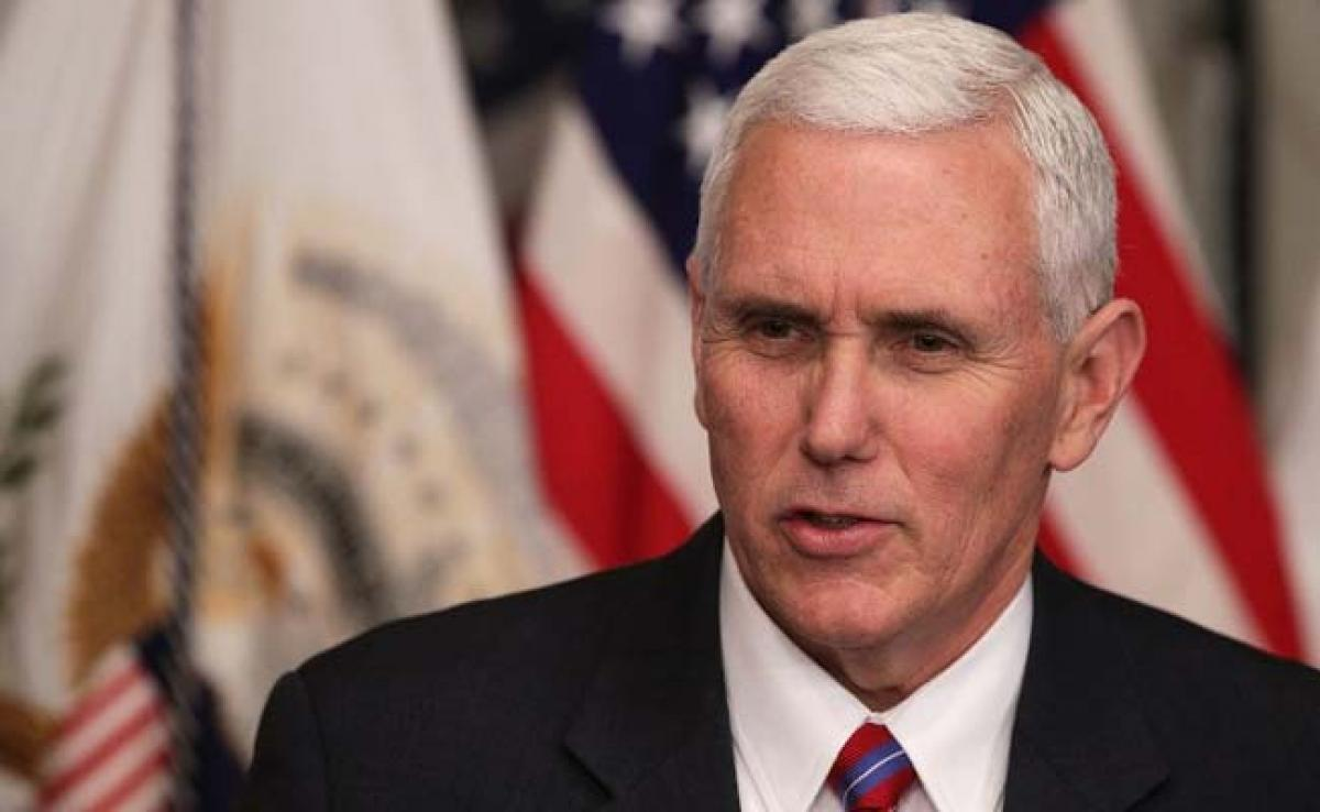 Mike Pence Near Korean Demilitarized Zone After Failed North Korea Missile: Report