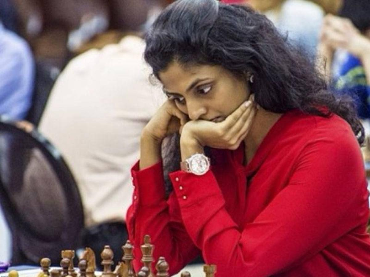 Harika misses out, Padmini survives in Women's Chess Championship