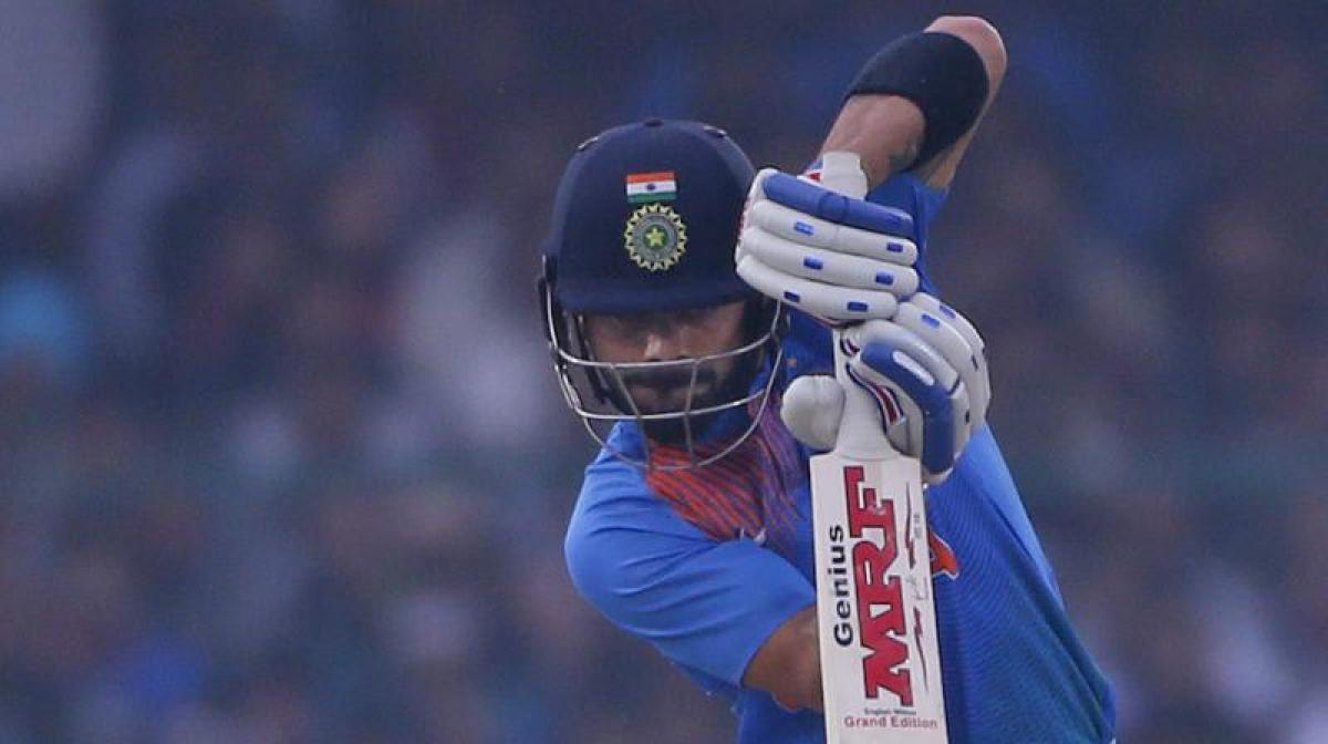 Virat Kohli credits rival bowlers, says India were 30-35 runs short