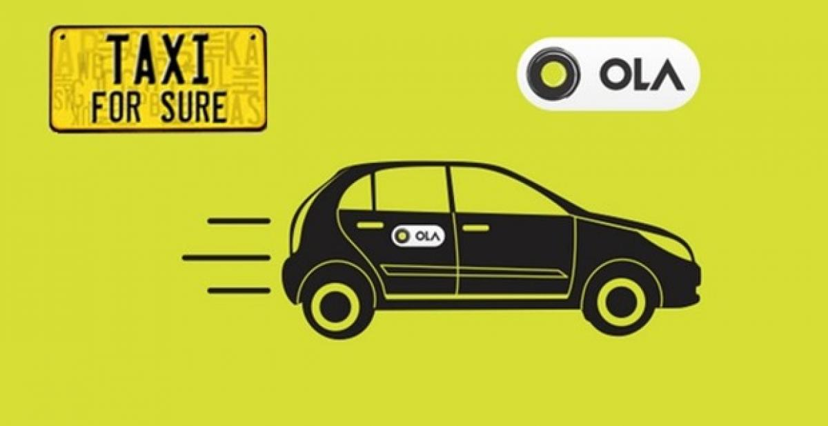 Ola ​joins hands with​ Indian Oil to enable fuelling cash-back for ​Indian ​drivers
