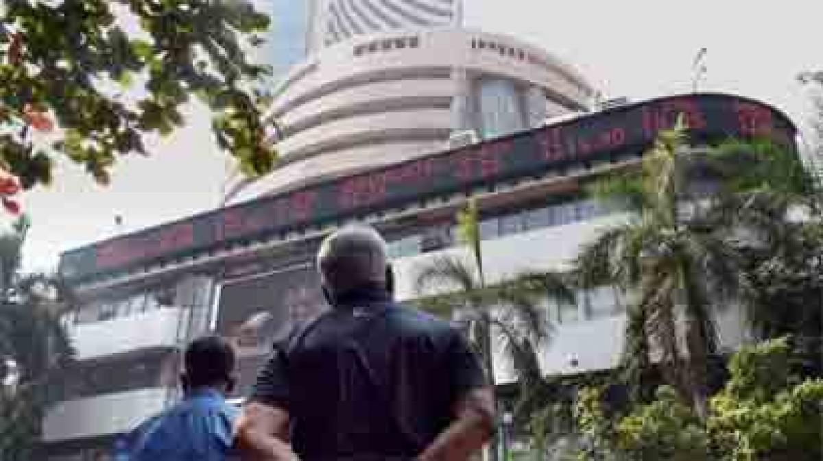 Sensex trims initial gains, down 21 points in late morning deals