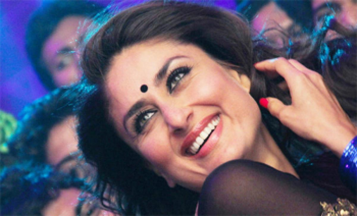 Kareena Kapoor relives her Poo days