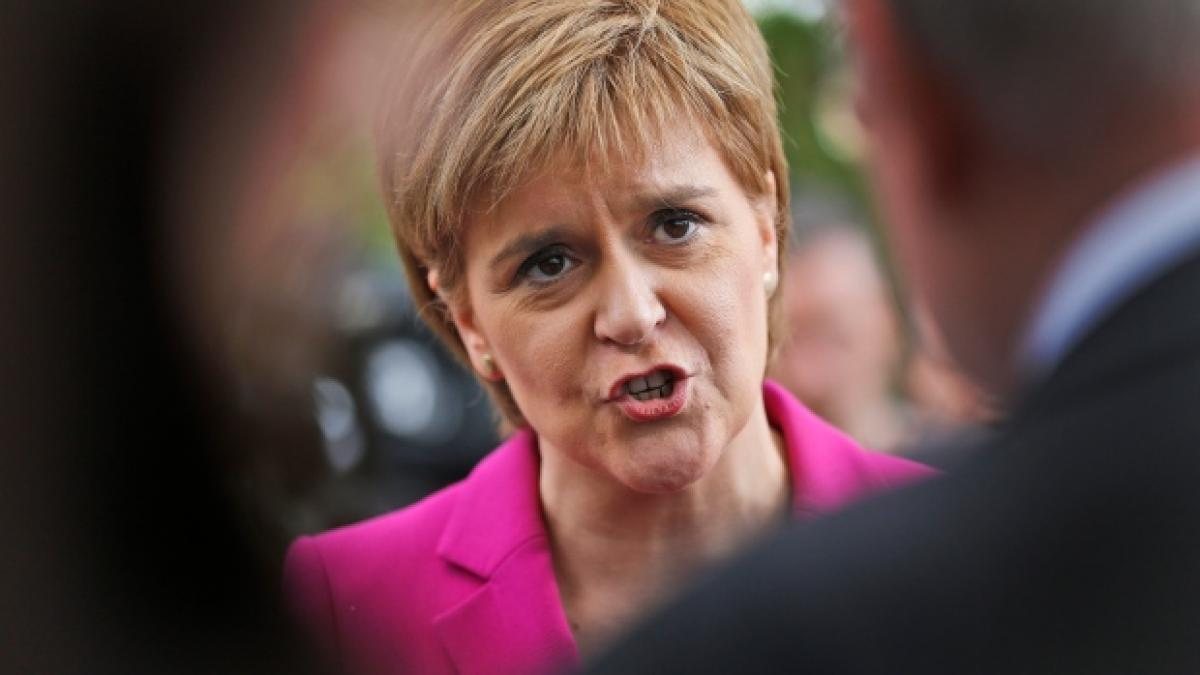 Scotland leader Nicola Sturgeon seeks new independence referendum