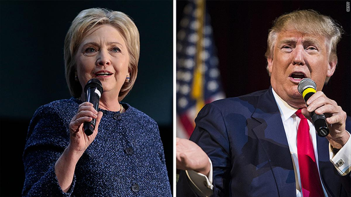 Indian-Americans split in claiming victory for Clinton, Trump