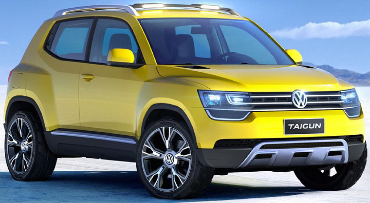 No green light for Volkswagen Taigun compact SUV
