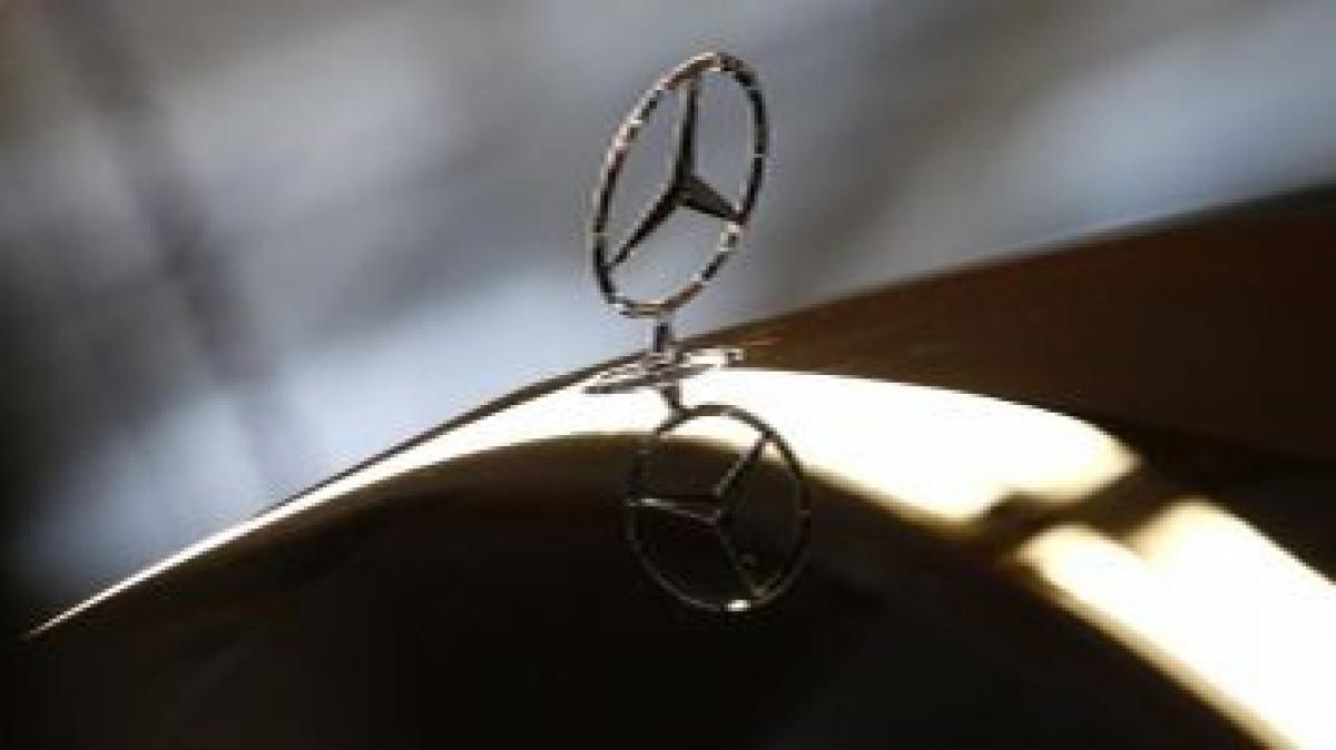 Mercedes-Benz recalls vehicles in China