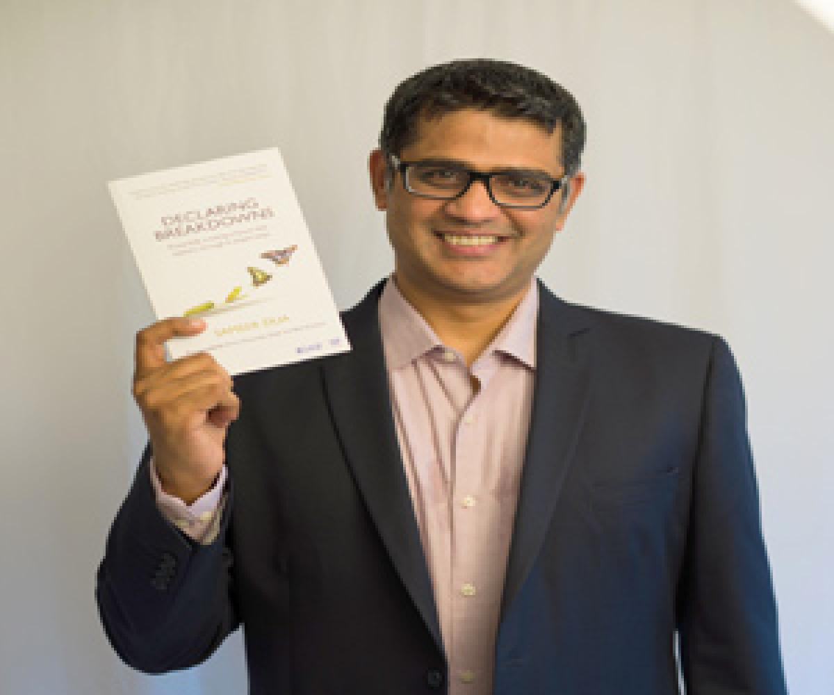 Book on creating powerful future