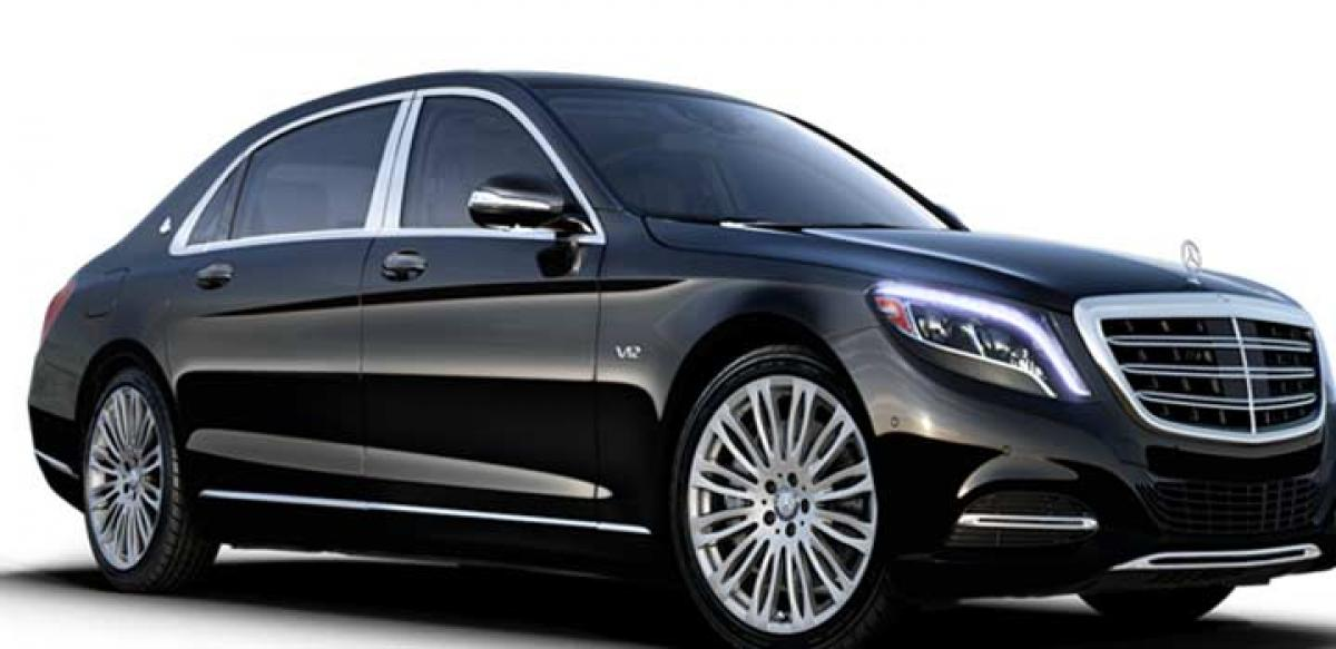 Mercedes-Maybach S600 and S500 launched in India