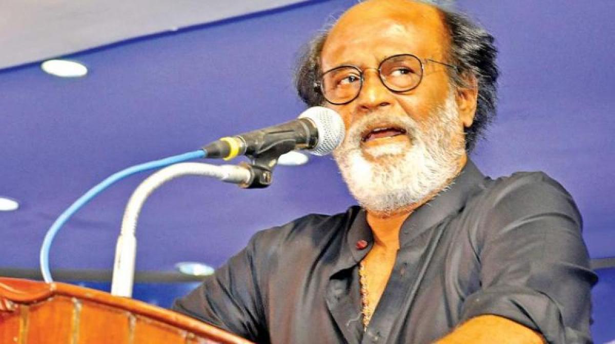 Rajinikanth expels fan, warns against misconduct
