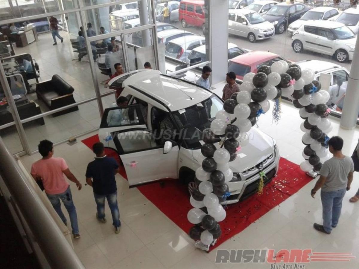 Hottest car in India-Maruti Vitara Brezza waiting period 7-10 months