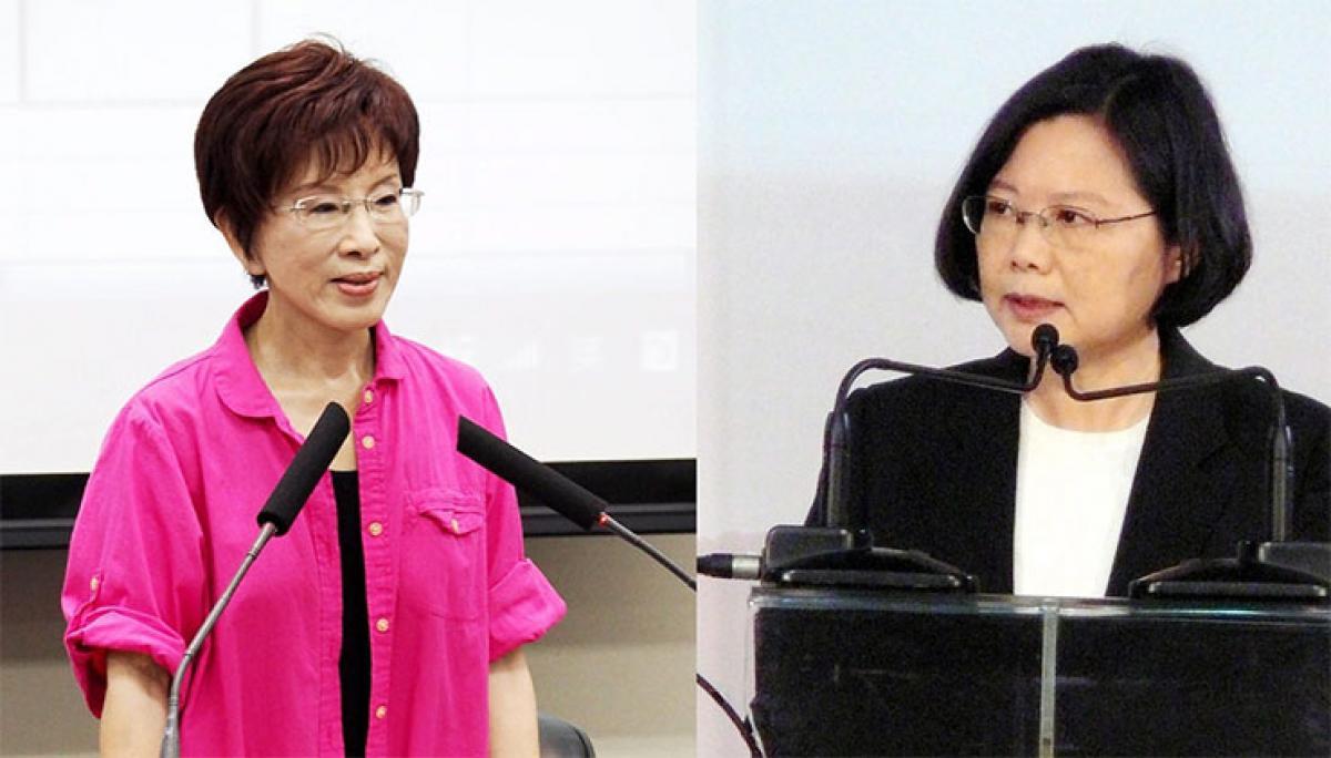 Next Taiwan president may be a woman