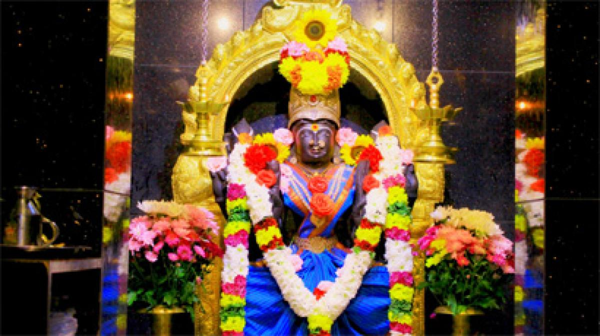 Balaji temple in UK to get a chariot house