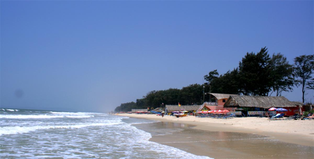 Goa from the skies - new offering for tourists