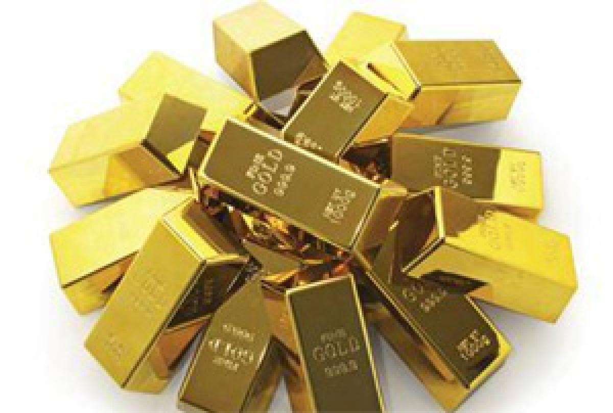 Is gold losing sheen?