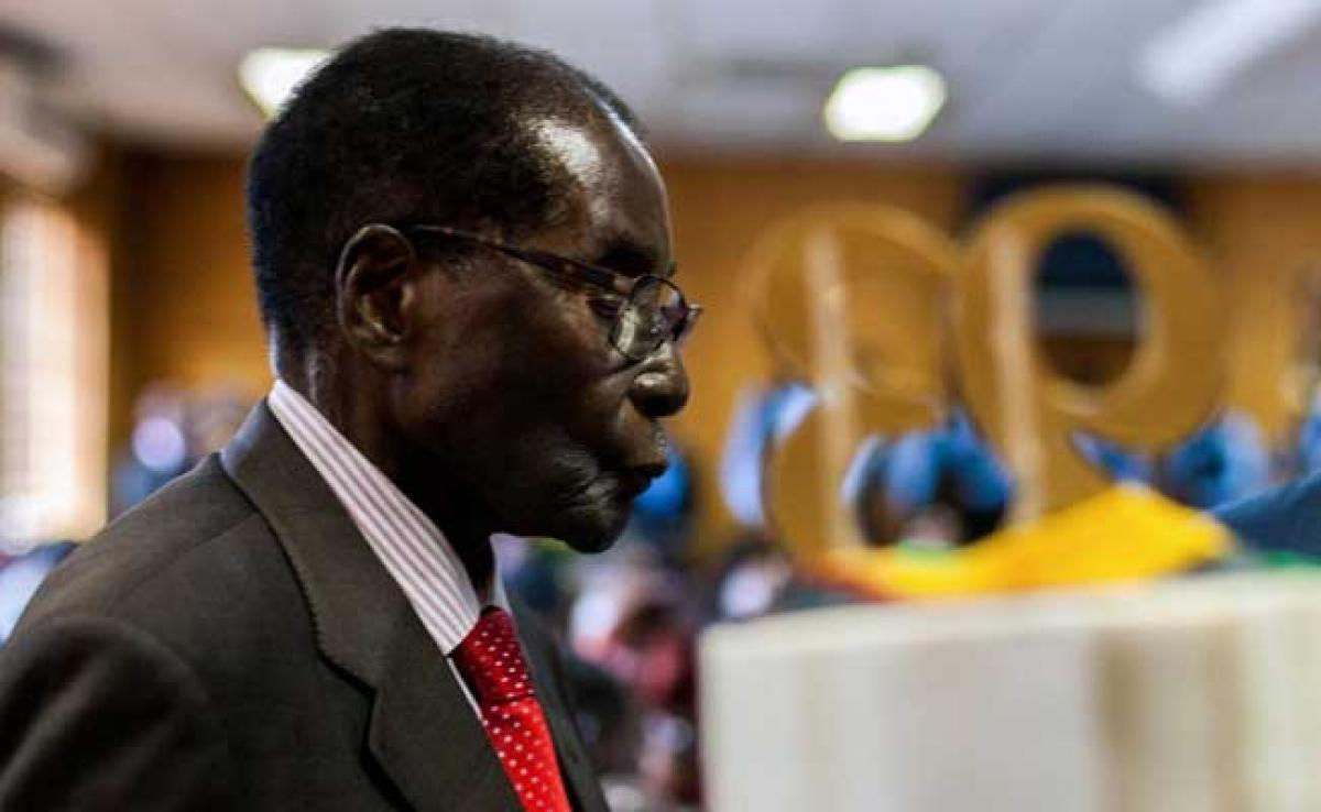Zimbabwean President Robert Mugabe Talks Of Own Death At 93rd Birthday Party