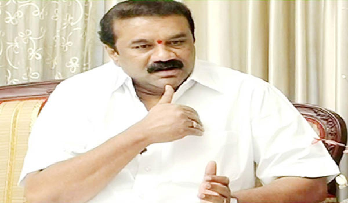 Will stick to promises at any cost: Talasani