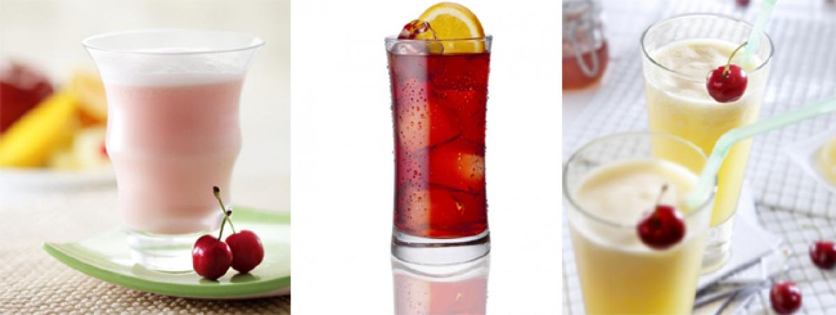 Beat the heat with these delectable drinks this Navratri