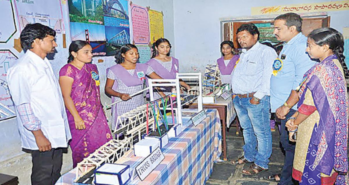 3-day science fair for students begins