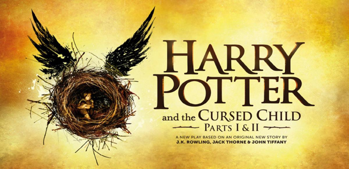 The eighth Potter book is coming this year