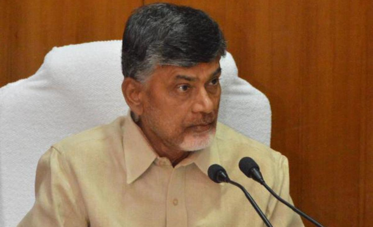 Chandrababu: Transfer guidelines should be followed strictly