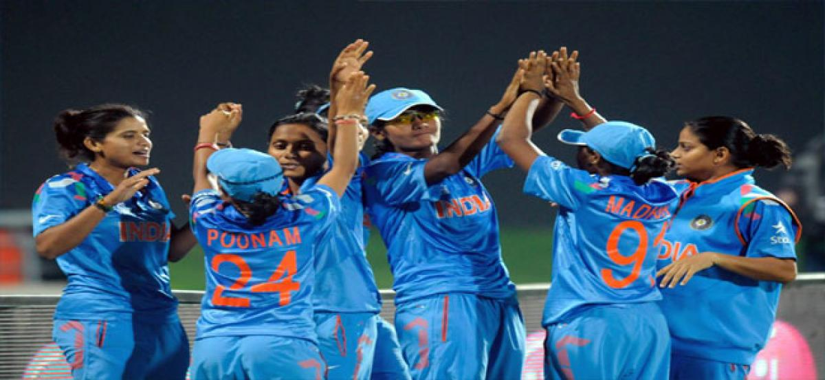 Indian eves look to consolidate