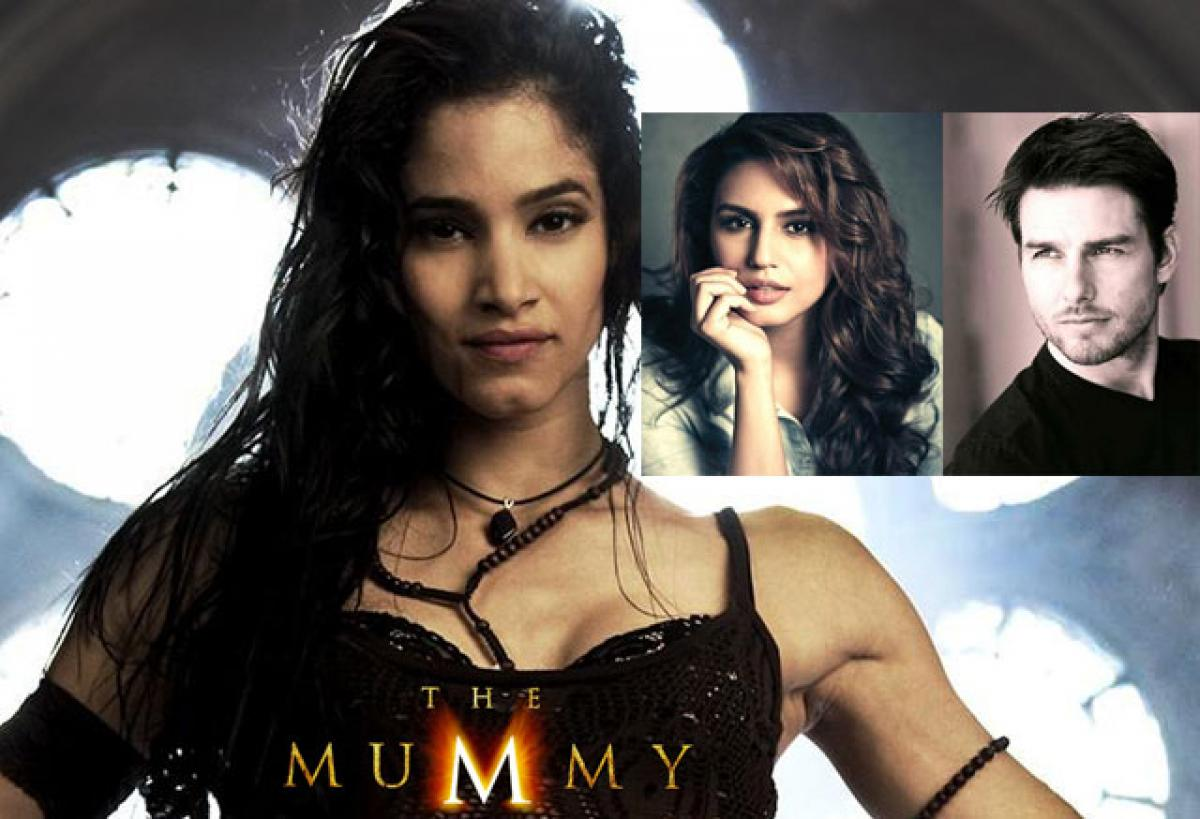 Huma Qureshi auditions for The Mummy reboot
