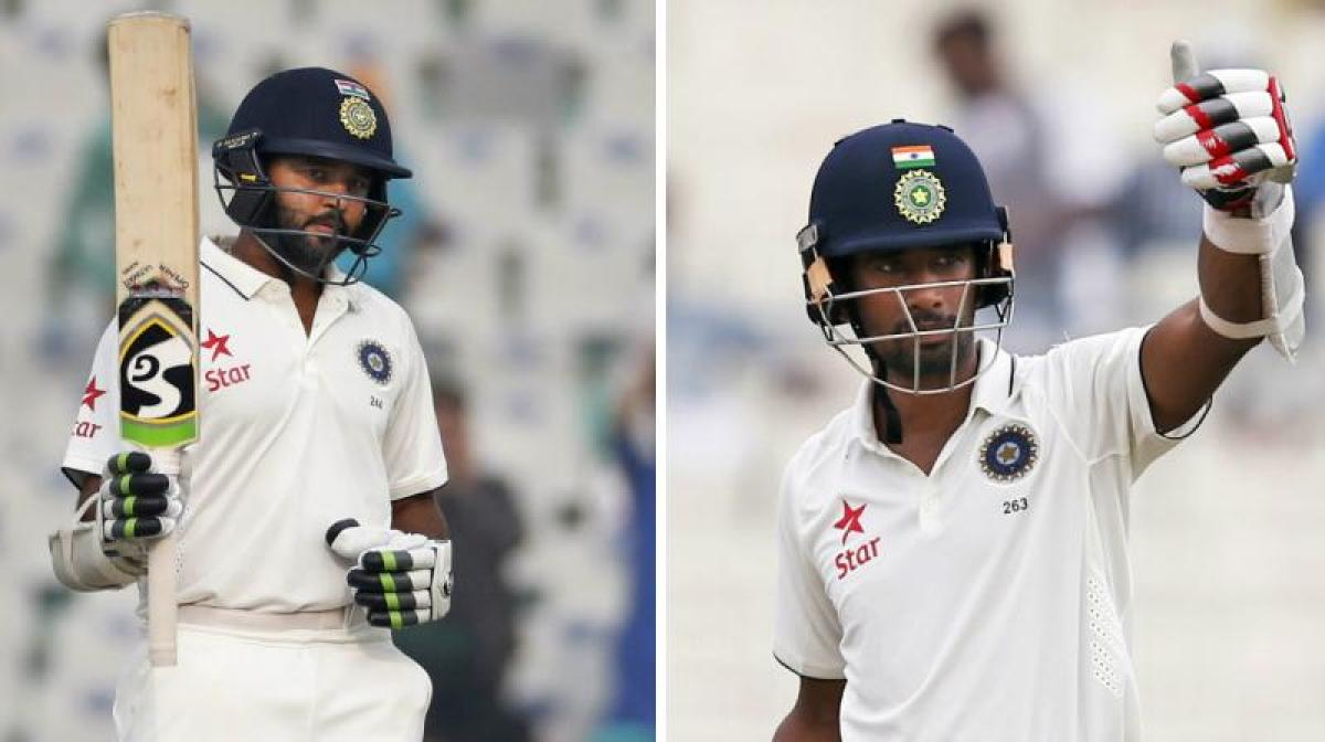 Wriddhiman Saha, Parthiv Patel both to be part of Indian squad for Bangladesh Test?