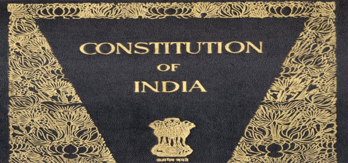 The Basic Structure of the Indian Constitution