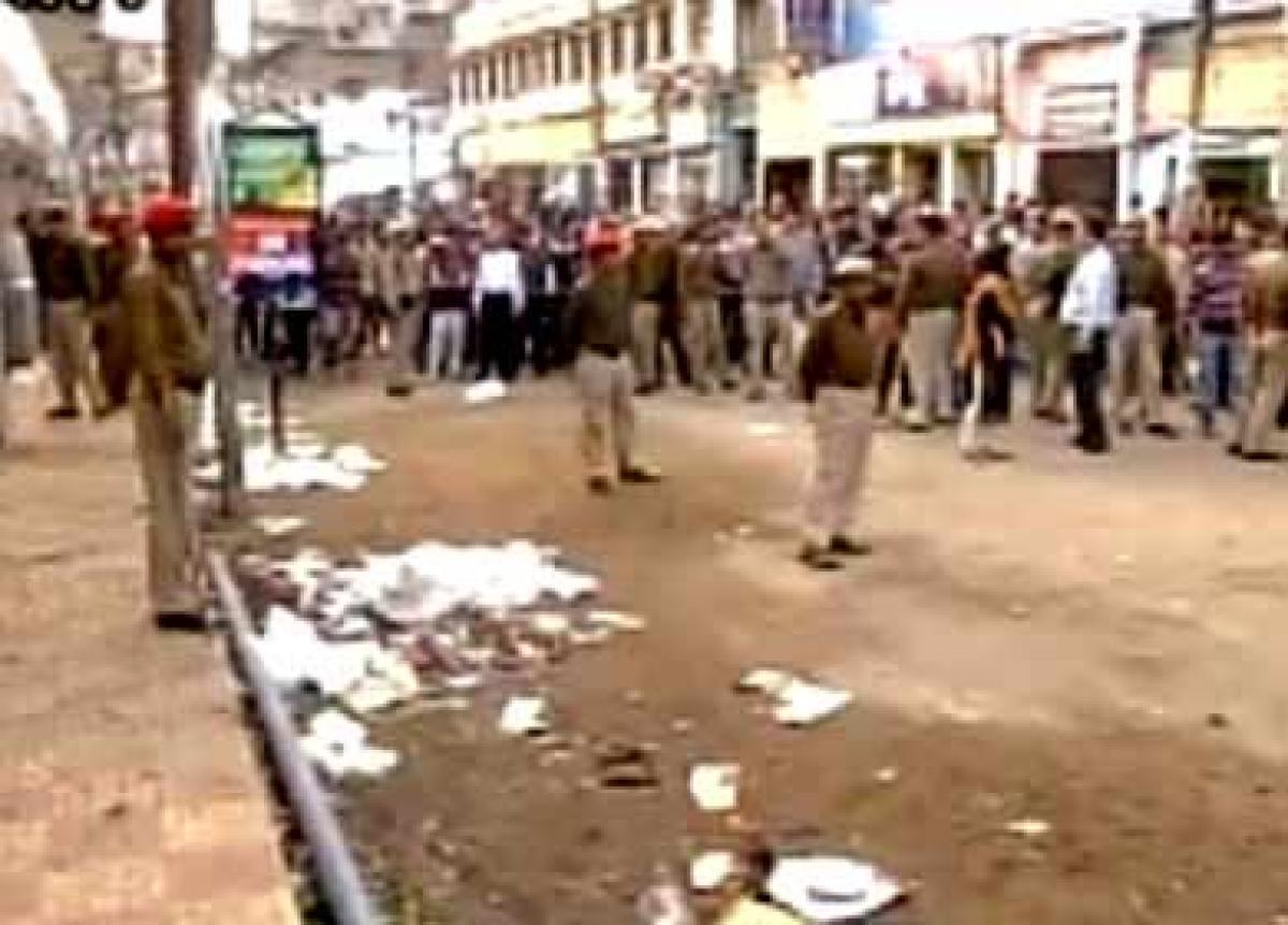 Grenade blast in Meghalayas William nagar, four persons injured