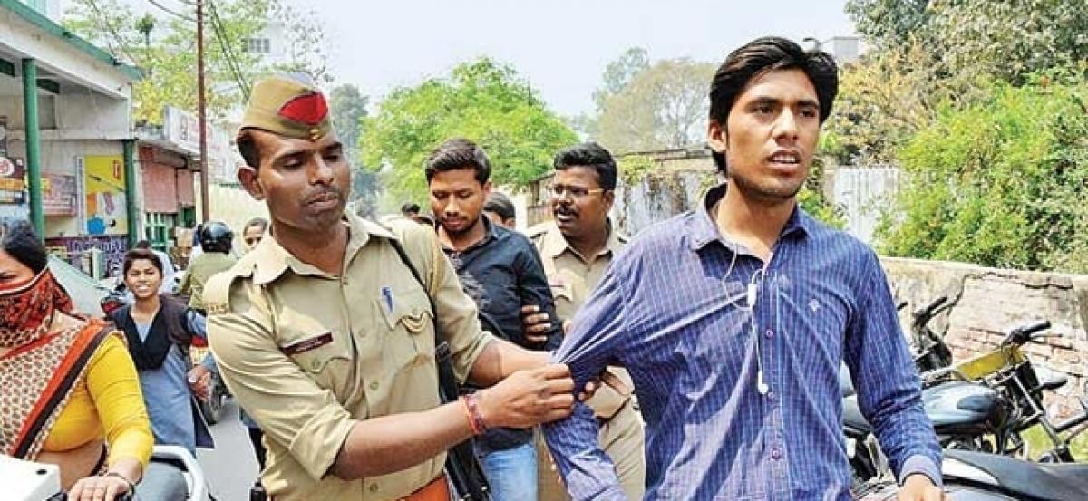 Uttar Pradesh: Six youths arrested by anti-Romeo squad in Shamli