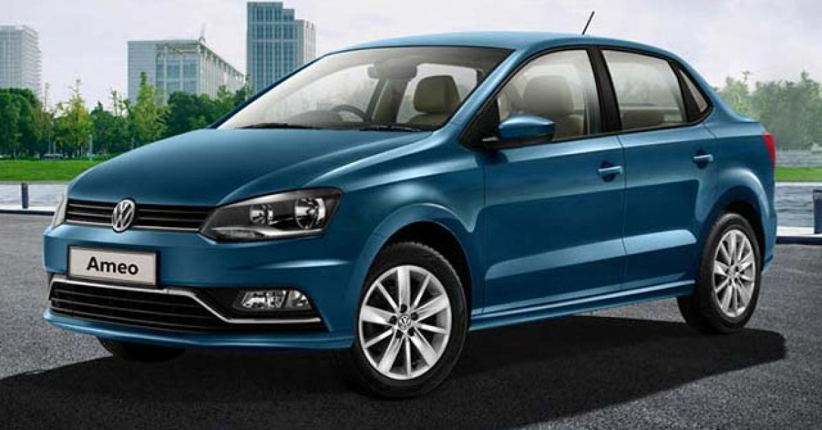Volkswagen Ameo bookings commence
