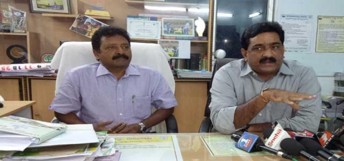 AP Govt to raise the bar for municipal schools