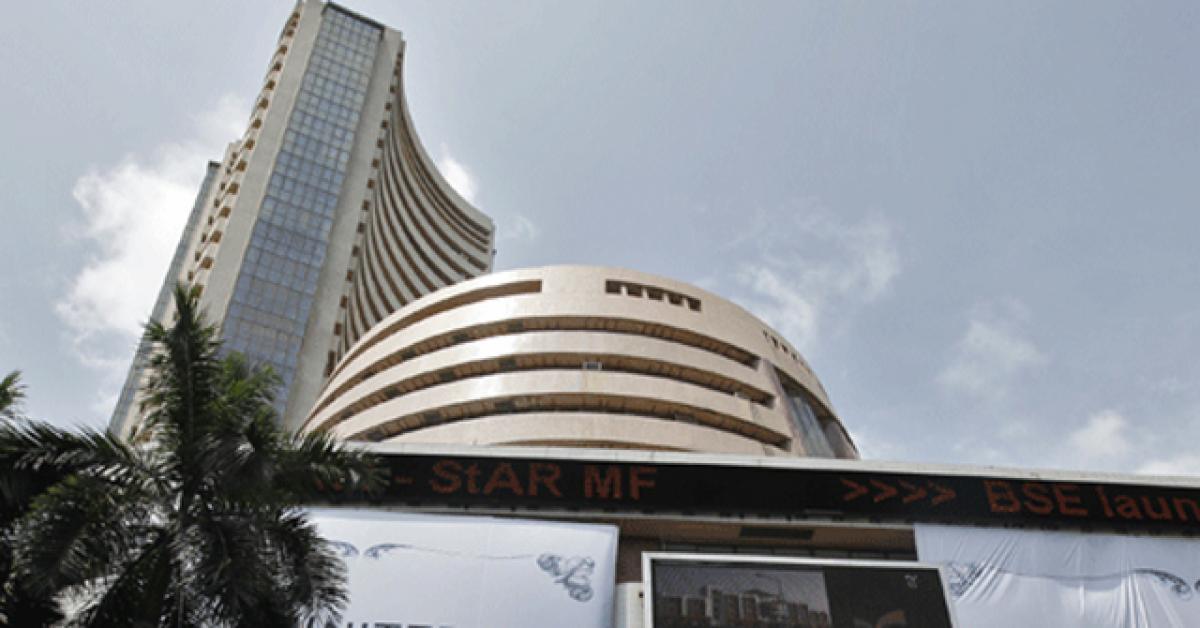 Profit-bookings, bearish Asian markets dent markets; Sensex down 217 points (