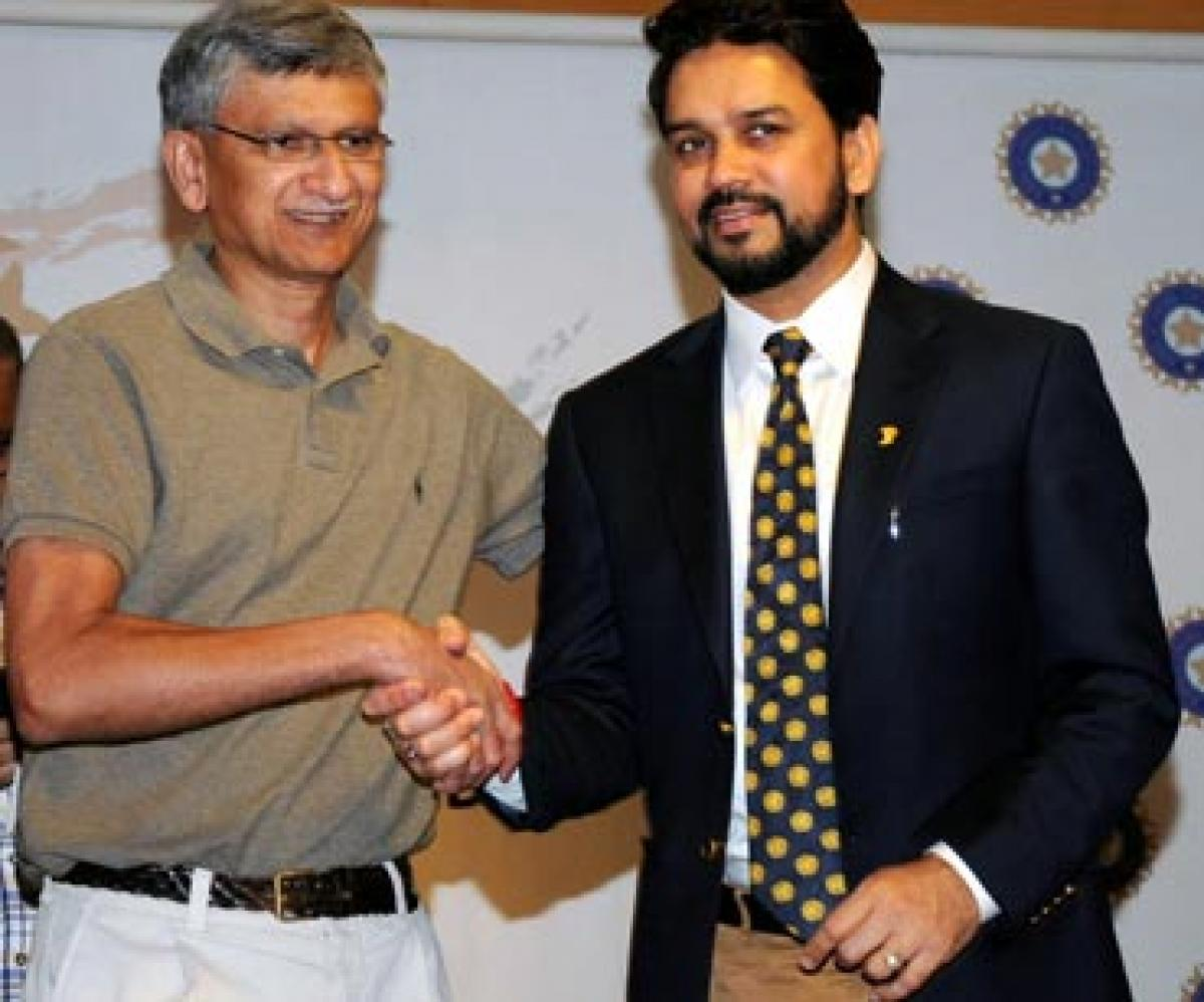 Board of Control for Cricket in India heads to meet Lodha