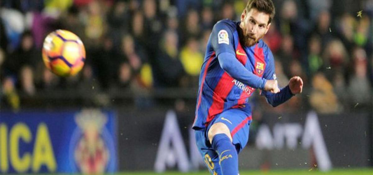 Barca director fired for anti-Messi jibe