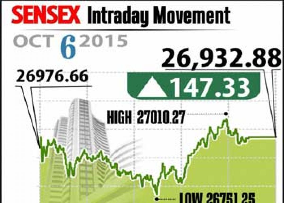 Markets rally for 5th day