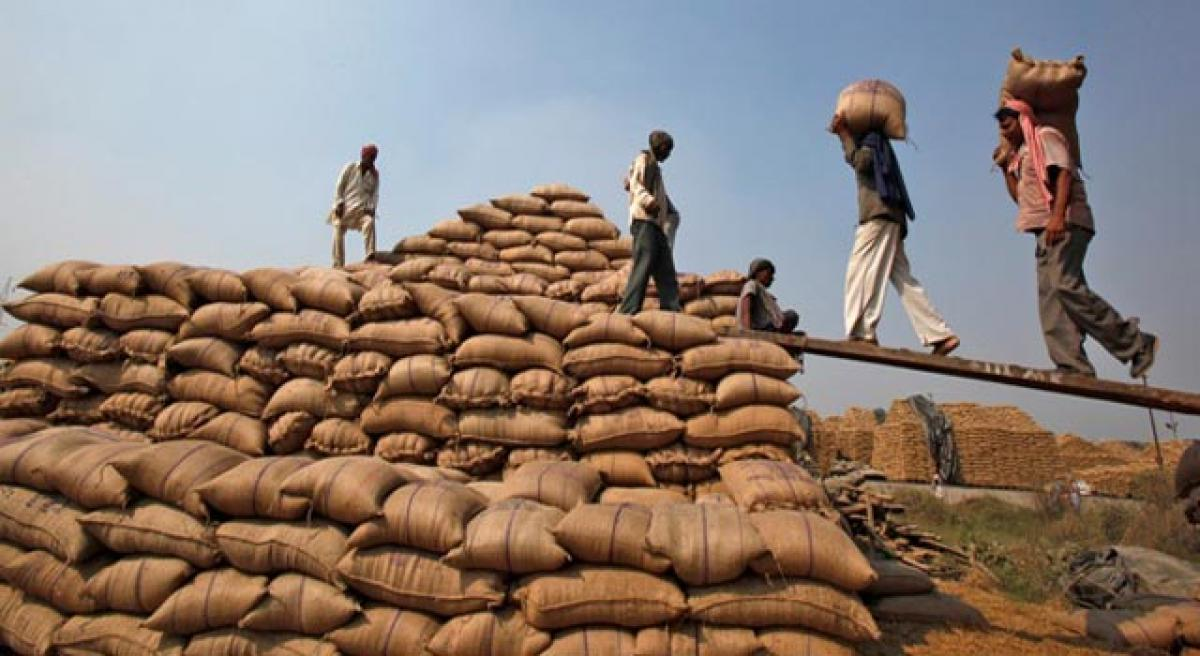 Monsoon ends this week record food output likely
