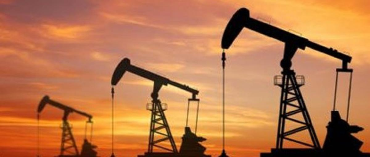 Oil prices retreat amid ample supplies