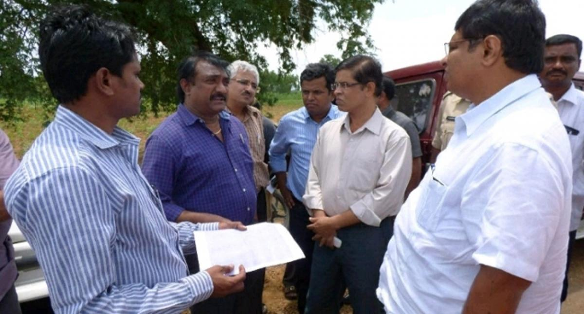 Airport in Kothagudem to remain a dream?