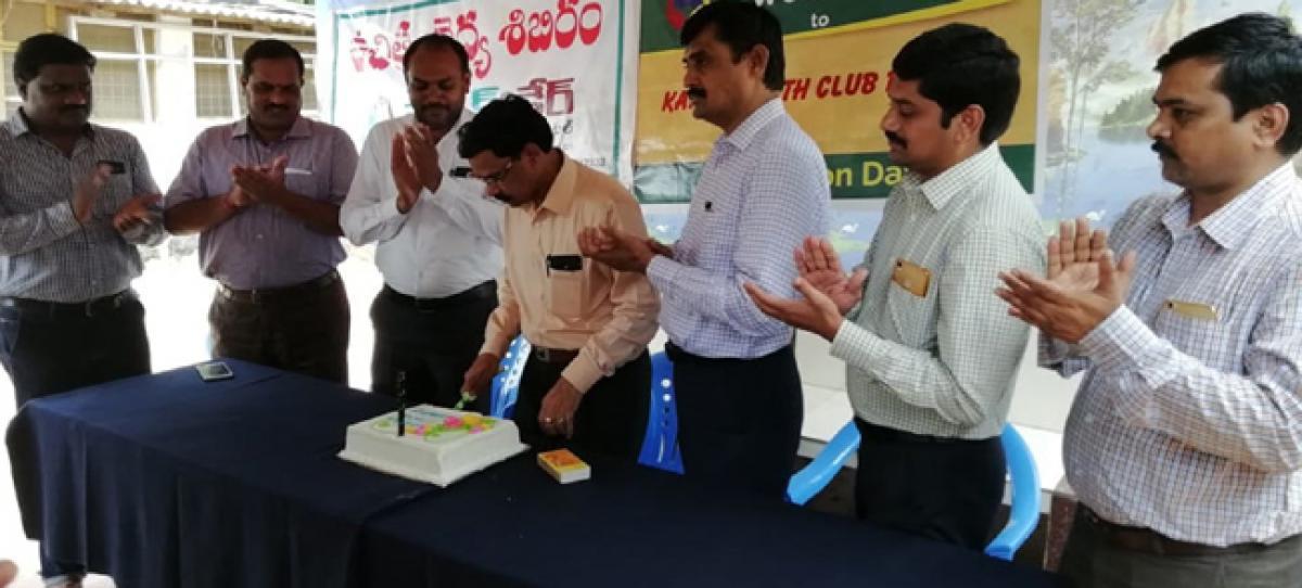 14th anniversary of Kapil Health Club celebrated