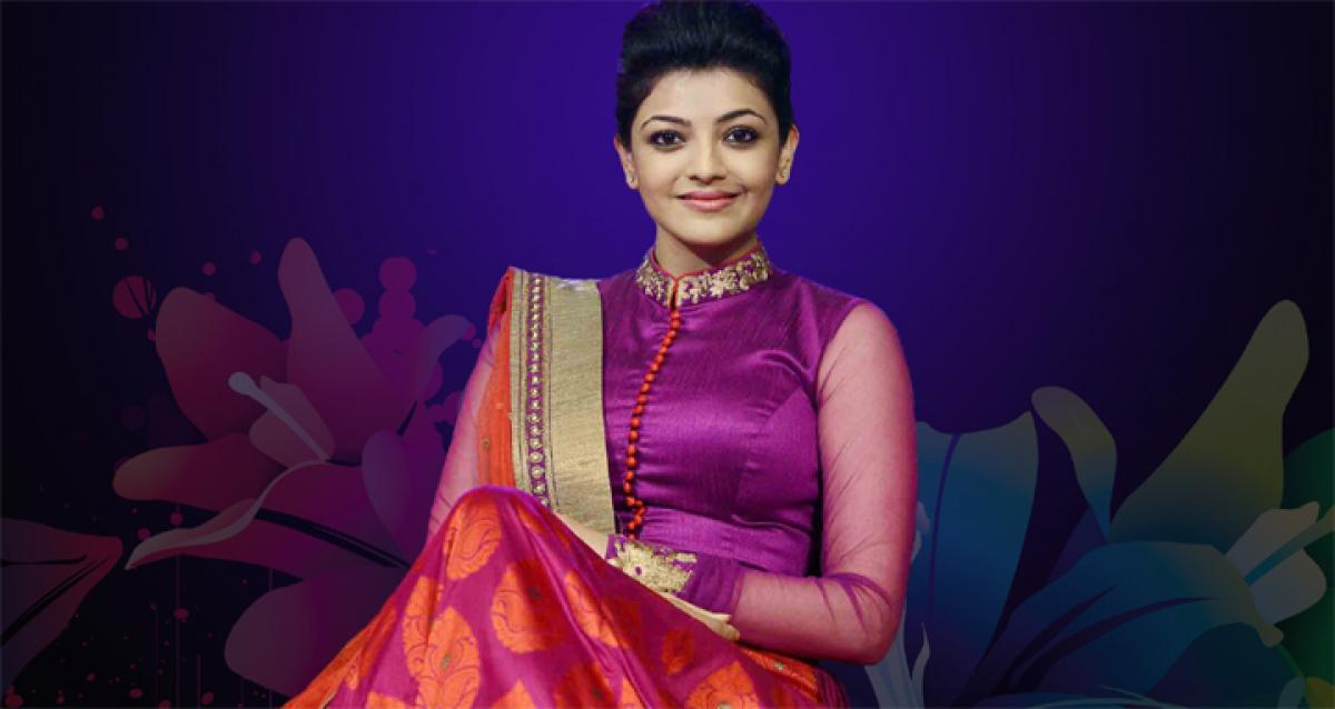 Kajal is not averse to item numbers