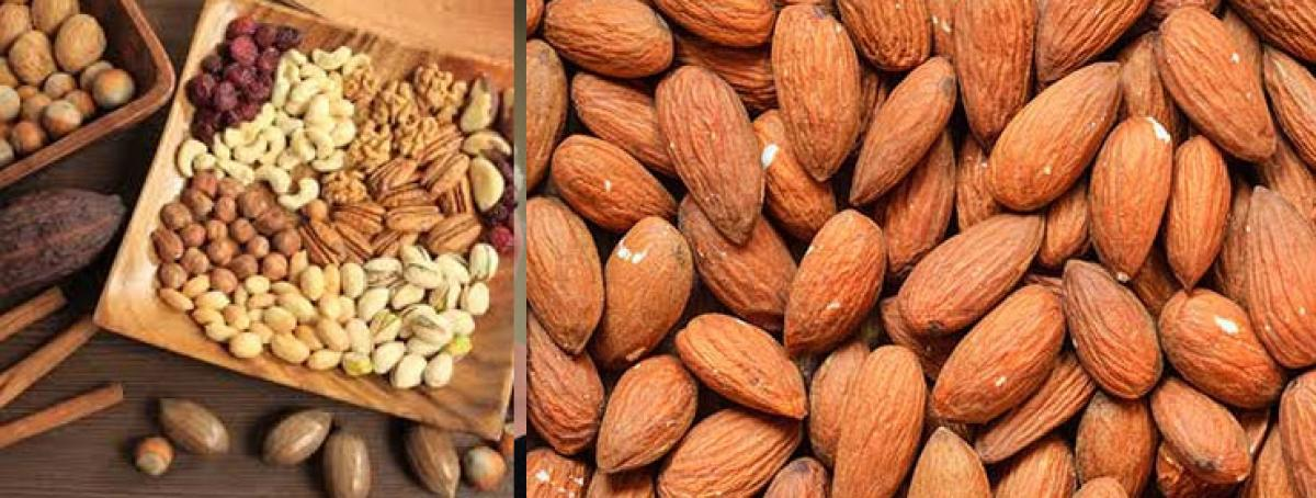 Keeping heart healthy with tree nuts