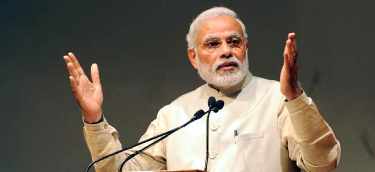 'Donkeys loyal, inspire me to work hard': Modi takes a dig at Akhilesh