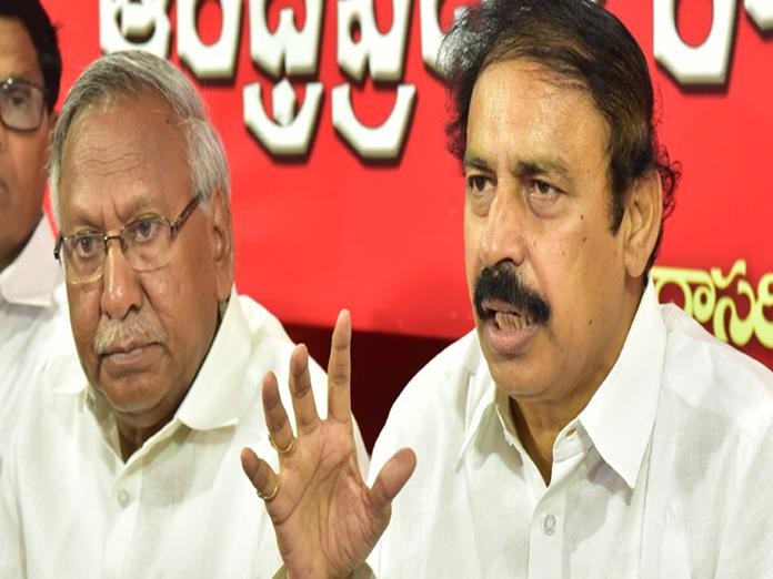 KCR, Jagan nexus with Narendra Modi exposed: CPI K Ramakrishna