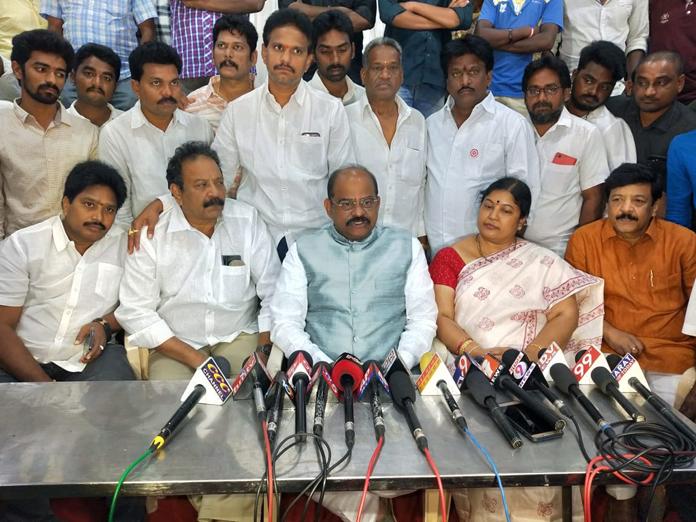 BJP MLA Akula to join JSP on Jan 21