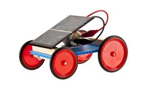 Build a solar car