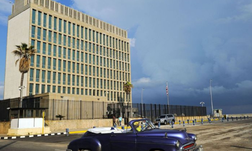 Suspected sonic attacks on US embassy staff in Cuba