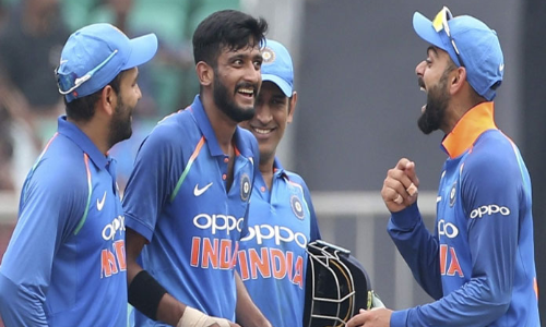 Men in blue have a chance to close in on England in ODI team rankings
