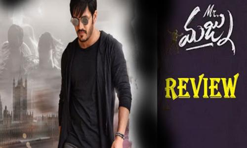 Mr Majnu Movie Review & Rating {2.75/5}